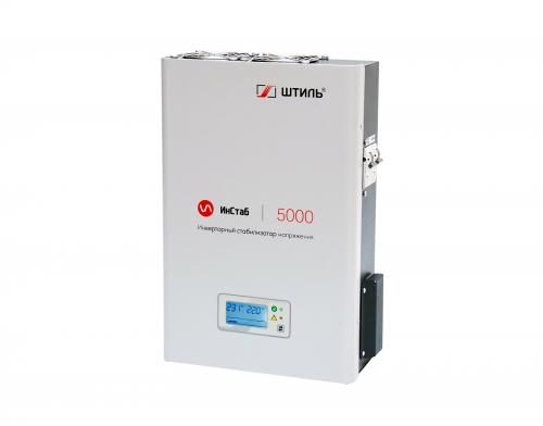 Инверторный стабилизатор напряжения Штиль ИнСтаб IS5000